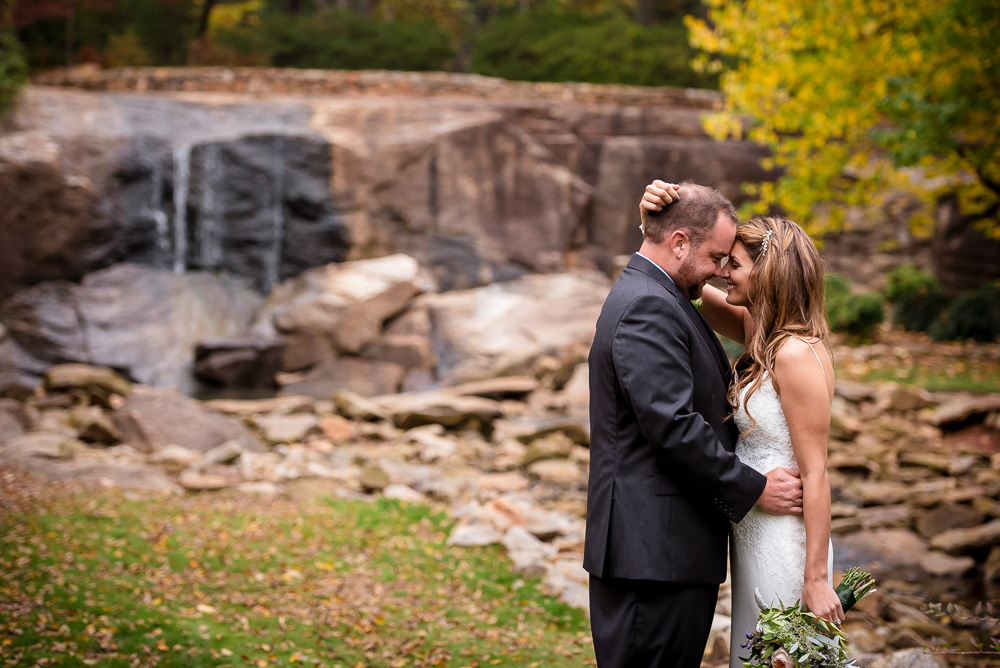 Wedding photos from The Rock Quarry Greenville