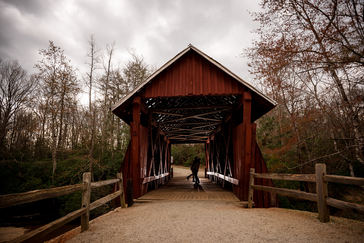 campbell's covered bridge proposal photos