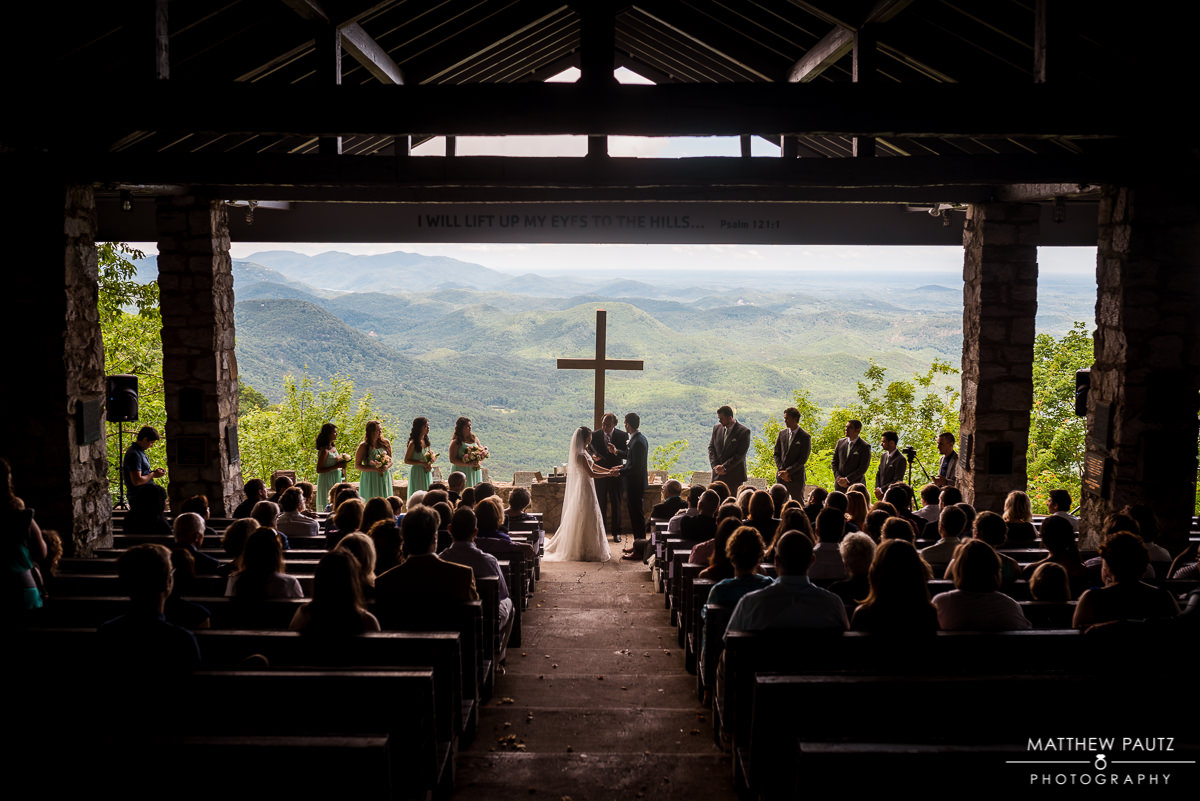 Fred W Symmes Chapel Pretty Place Wedding Photos | Greenville Wedding Photographers