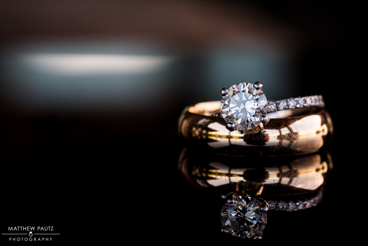 Ring Shot | Grand Highlands at Bearwallow Mountain Wedding Photos | Asheville Wedding Photographers