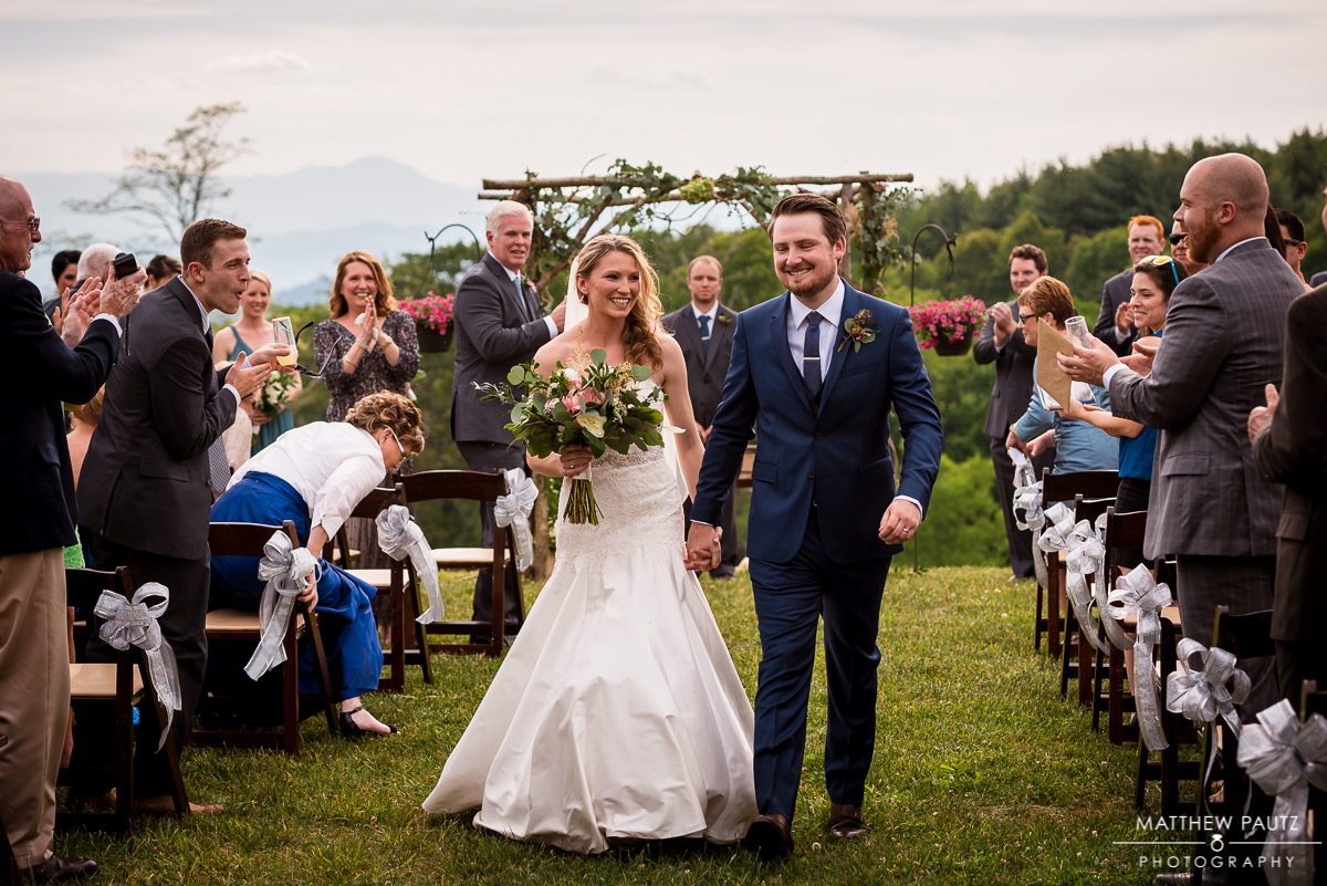 Grand Highlands at Bearwallow Mountain Wedding Photos | Asheville Wedding Photographers