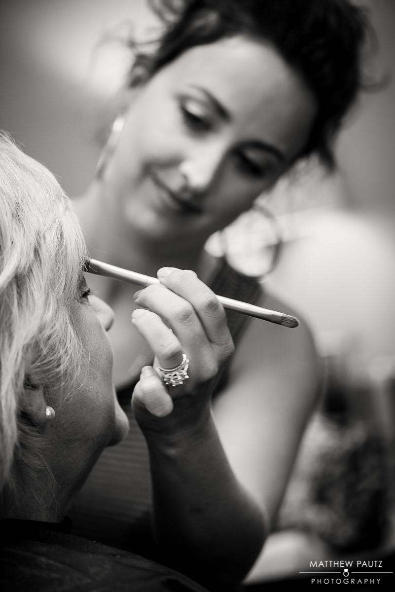 Artistic Cutters Wedding Preparation Photos | Greenville SC
