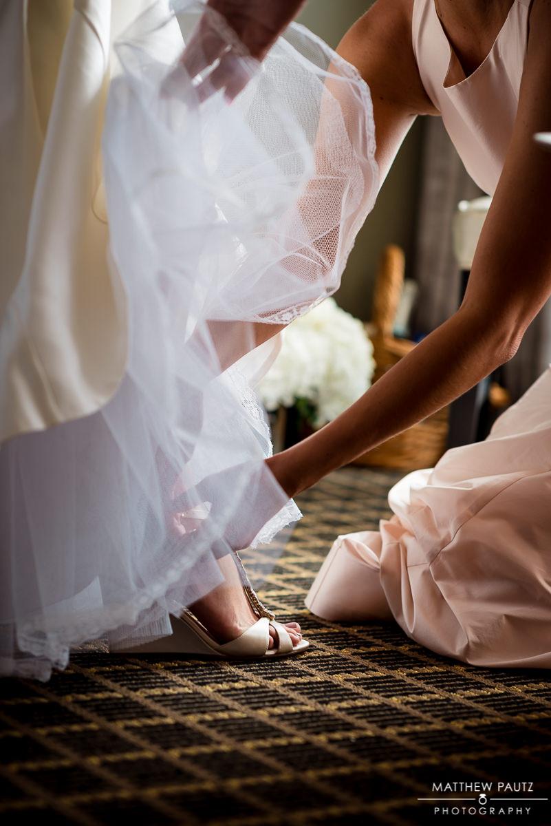 Hampton Inn RiverPlace Wedding Photos | Greenville Wedding Photographers