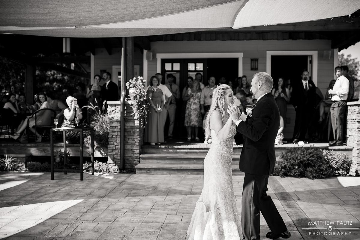 Silver Fork Winery Wedding Photos