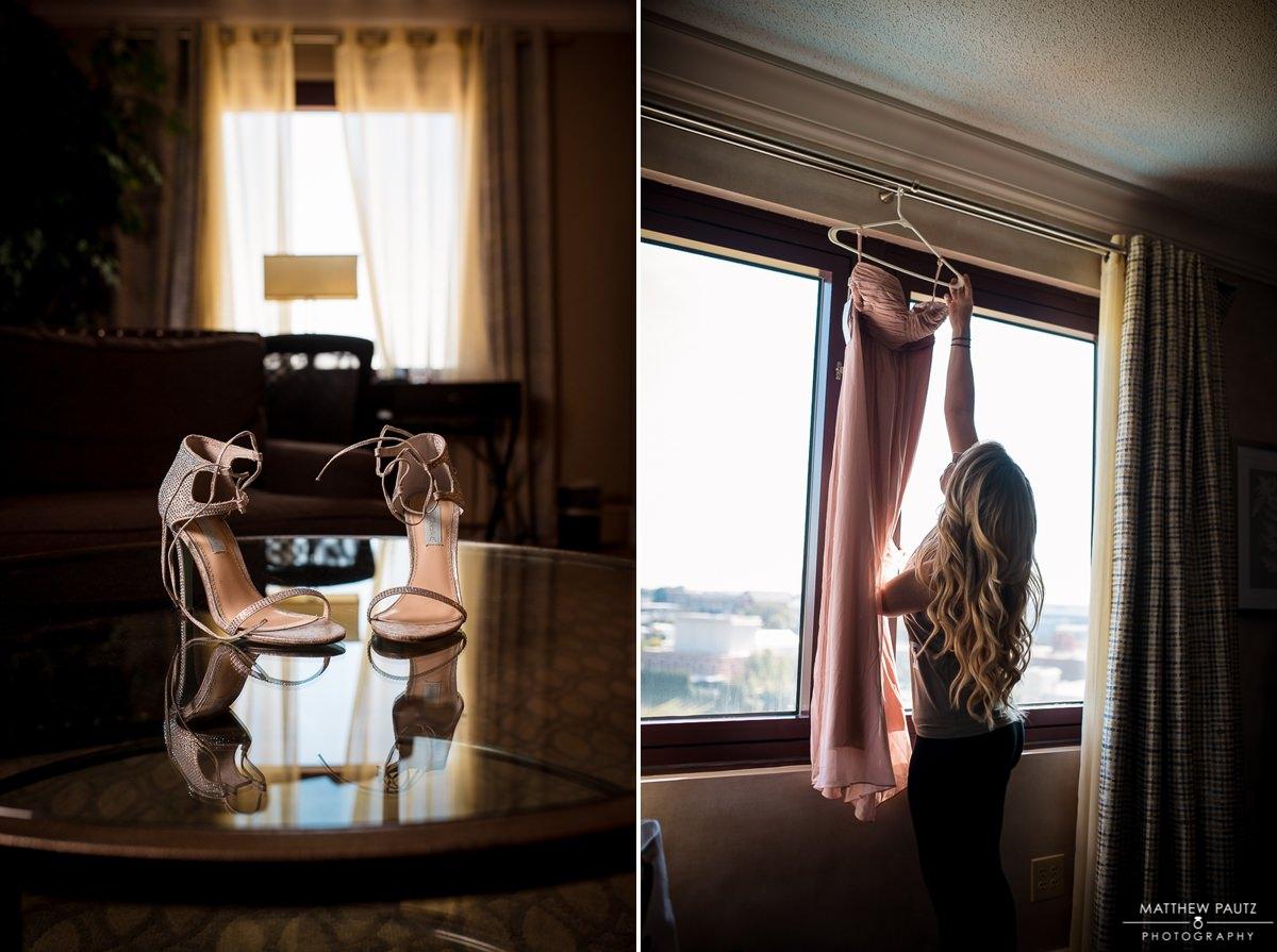 Spartanburg Marriott Wedding Photos