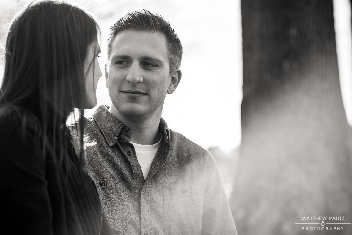 Furman University Engagement Photos Matthew Pautz