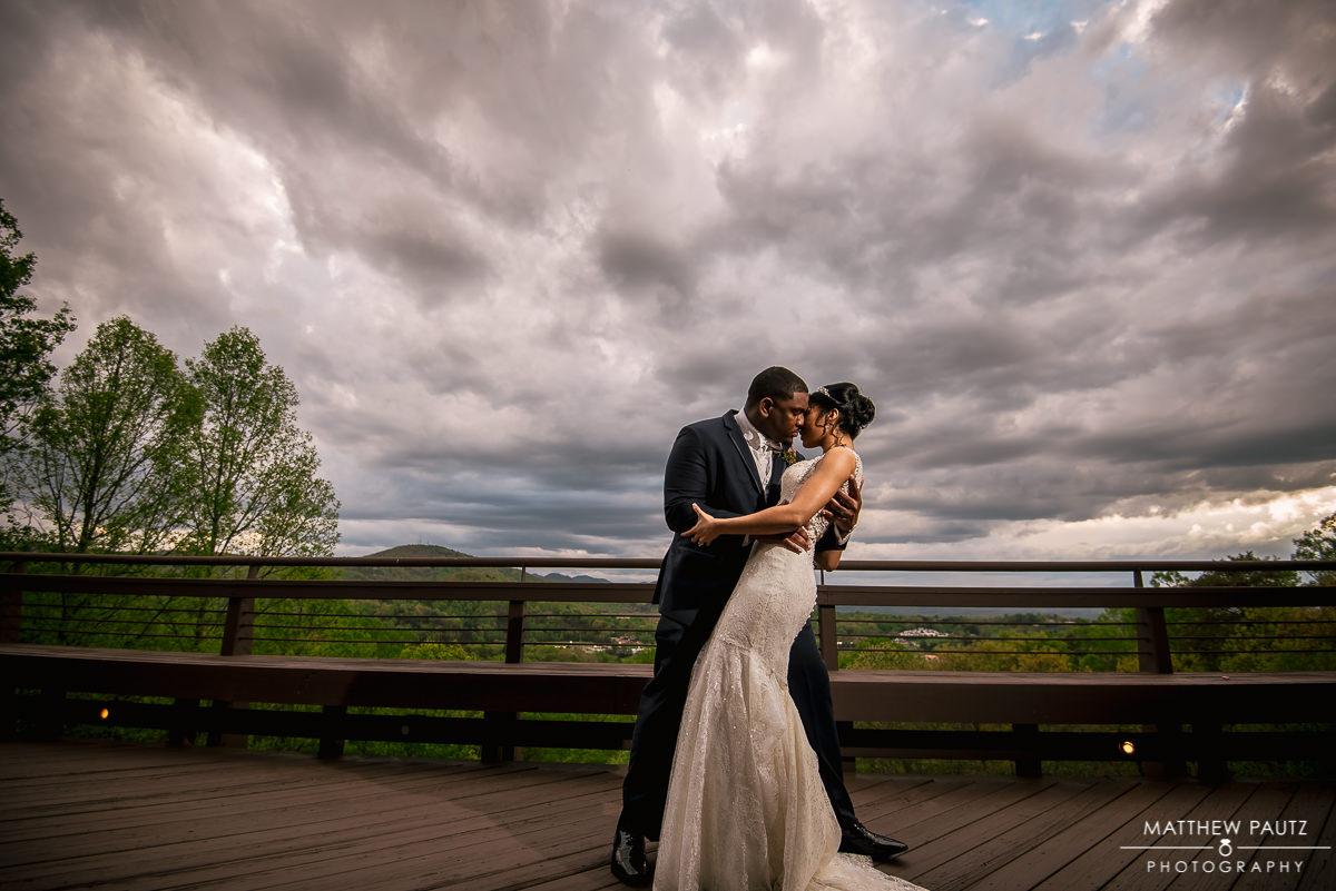 Crest Center and Pavilion wedding photos