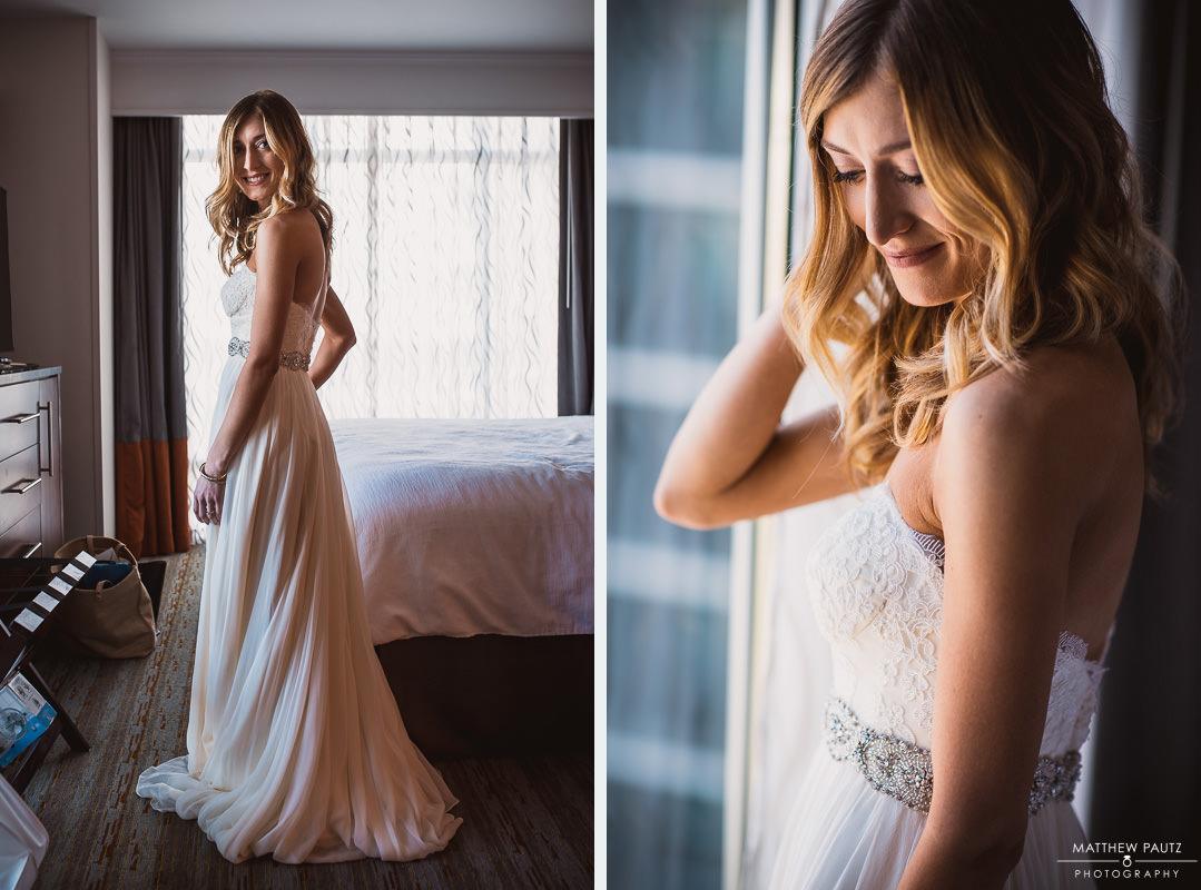 Embassy Suites Greenville wedding photos