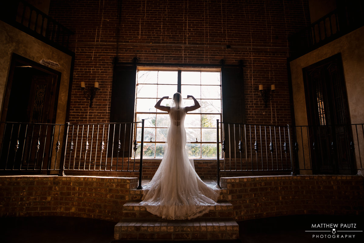 Wedding photos at Revel, Greenville SC