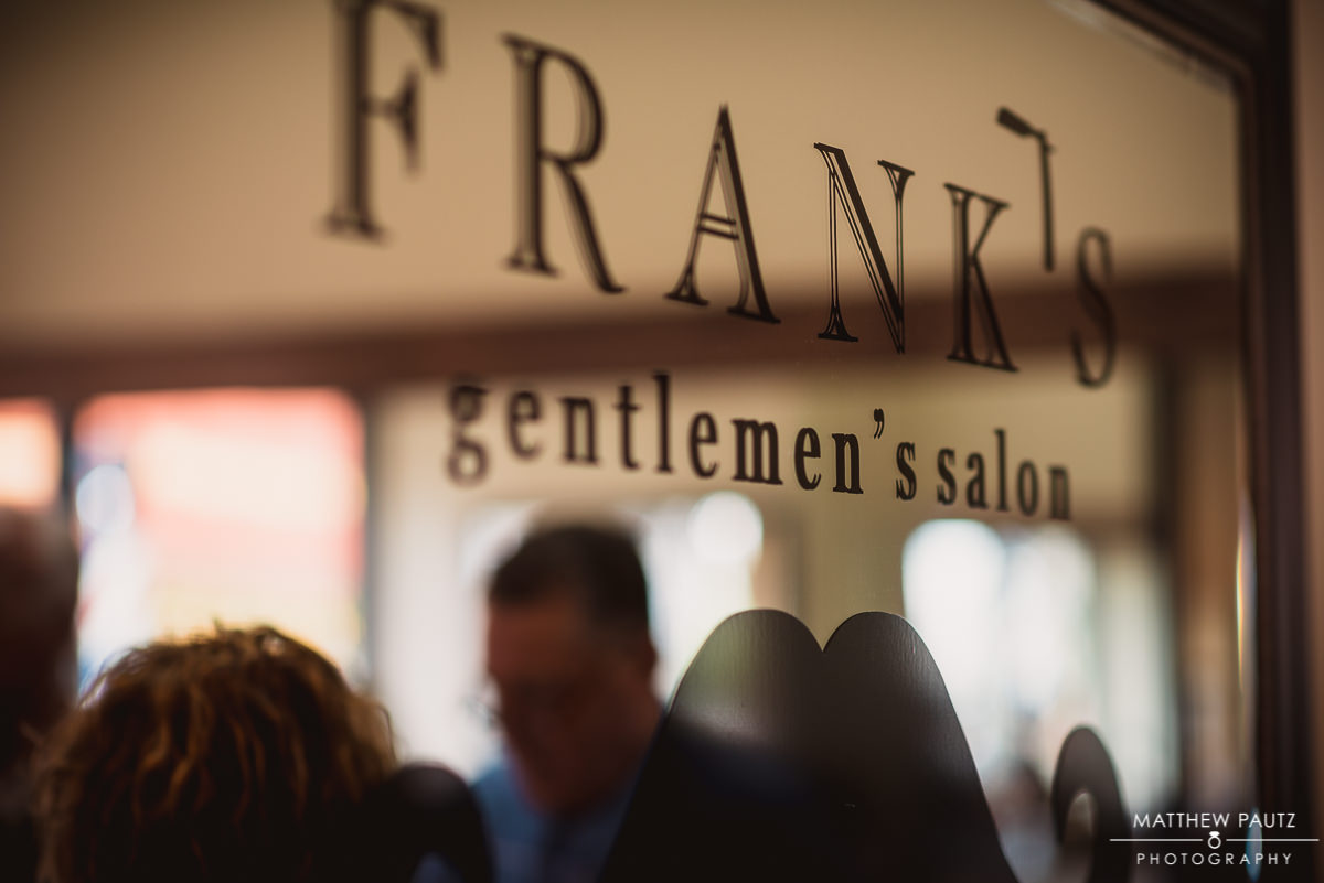 Frank's Gentleman's Salon, Greenville SC