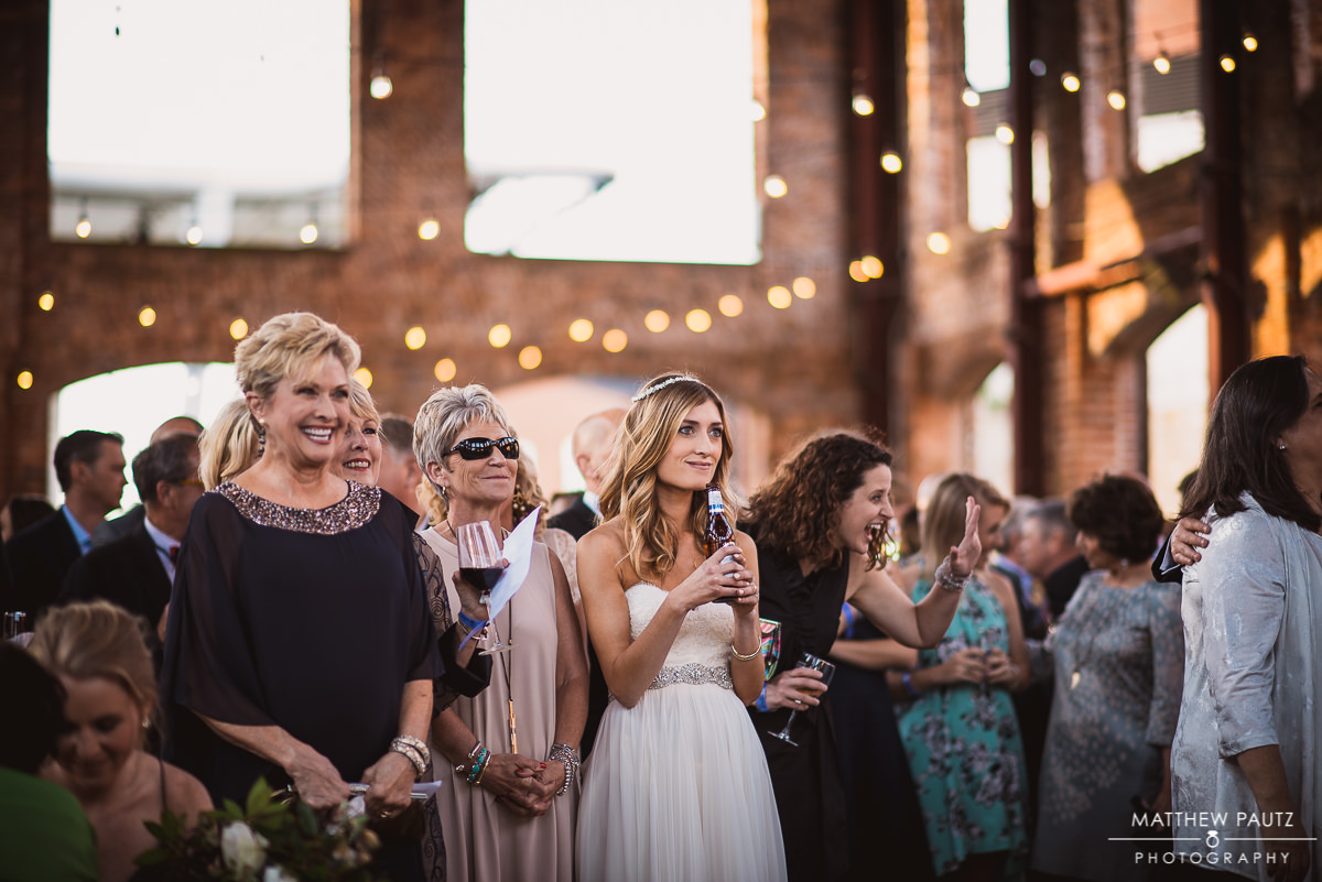 Greenville Wyche Pavilion wedding