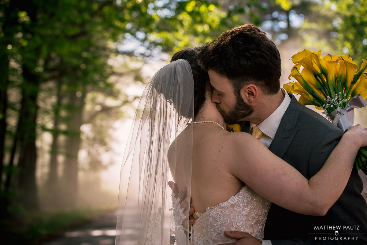 Pretty Place Chapel wedding photos