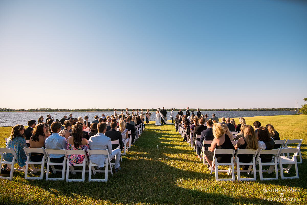 Johns Island Wedding Ceremony