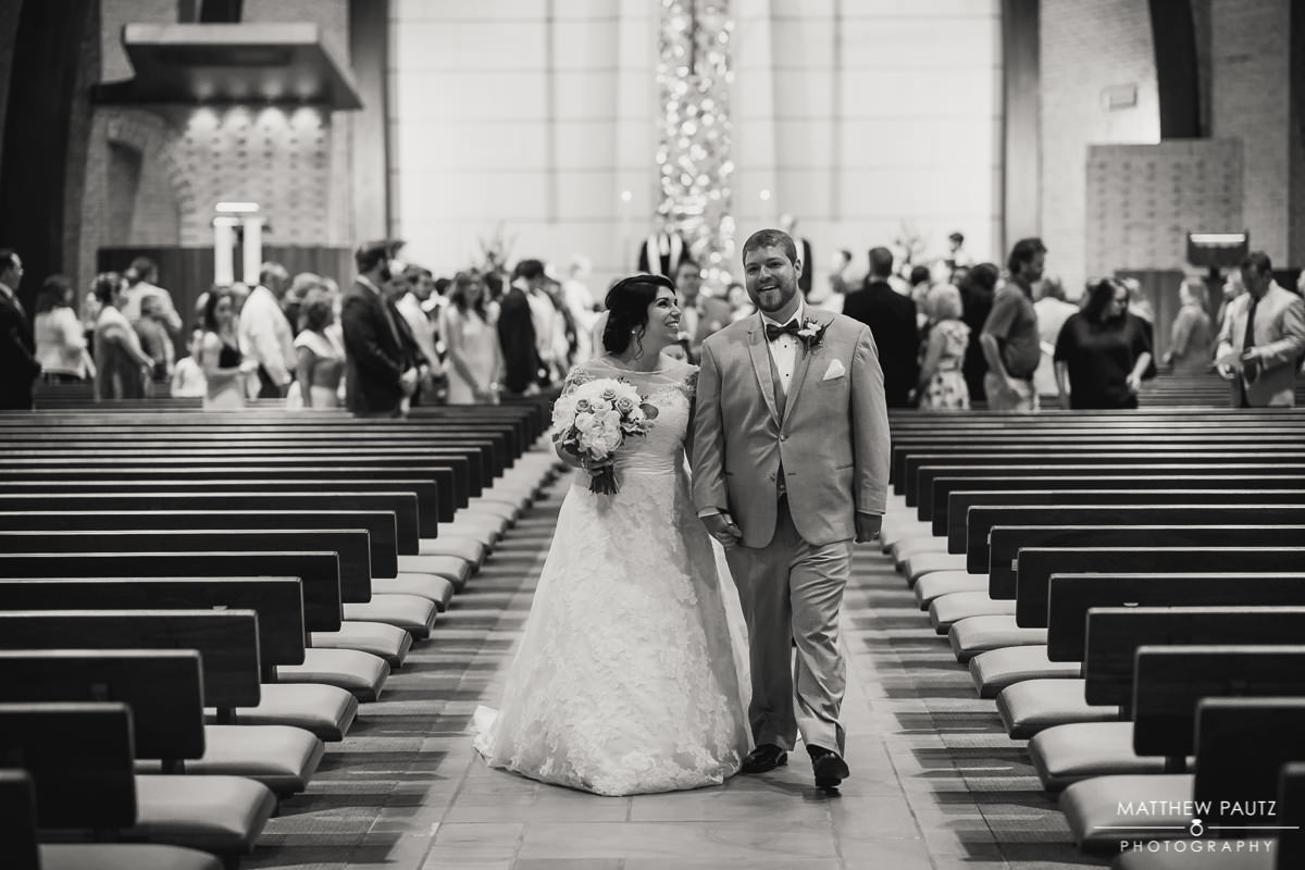 Westminster Presbyterian Church wedding photos