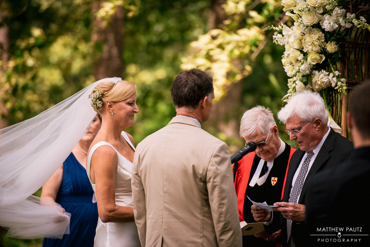 Club at Keowee Key wedding ceremony