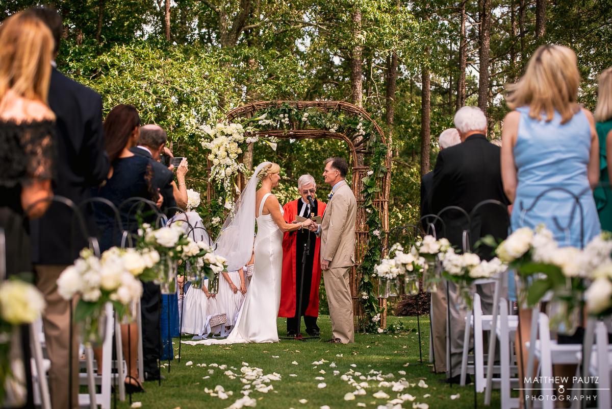 The Club at Keowee Key Wedding Photos