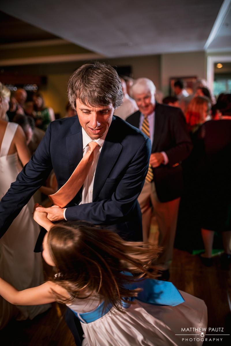 Club at Keowee Key reception photos