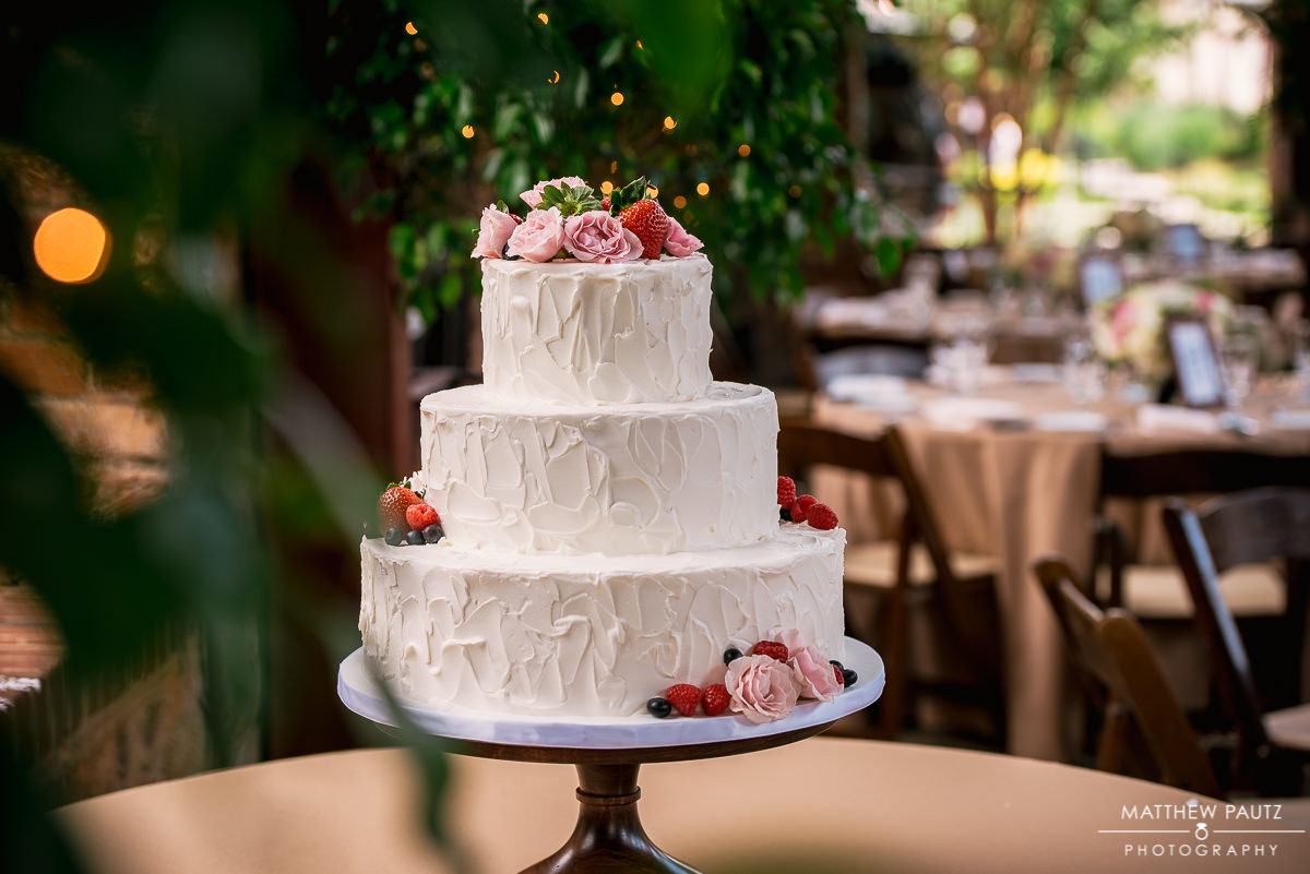 Couture Cakes Greenville wedding cake