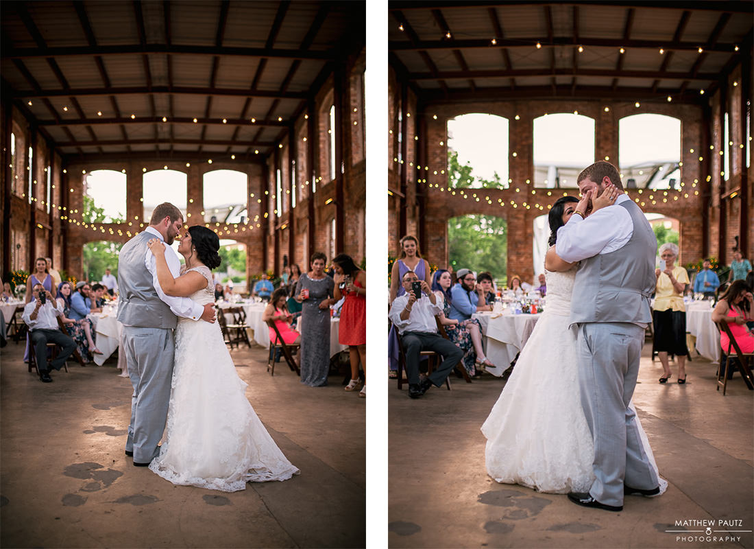 Wyche Pavilion wedding photos