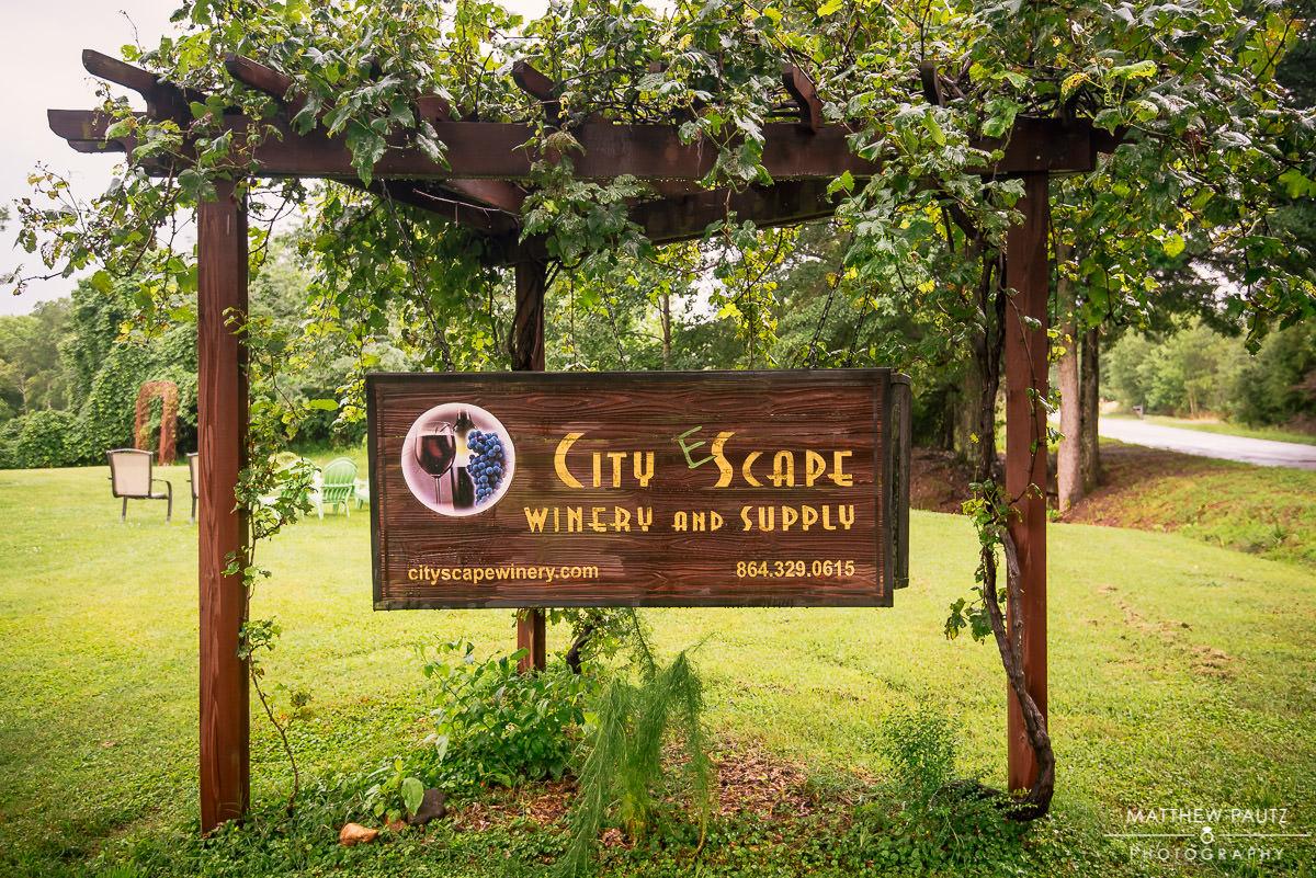 City Scape Winery, Pelzer