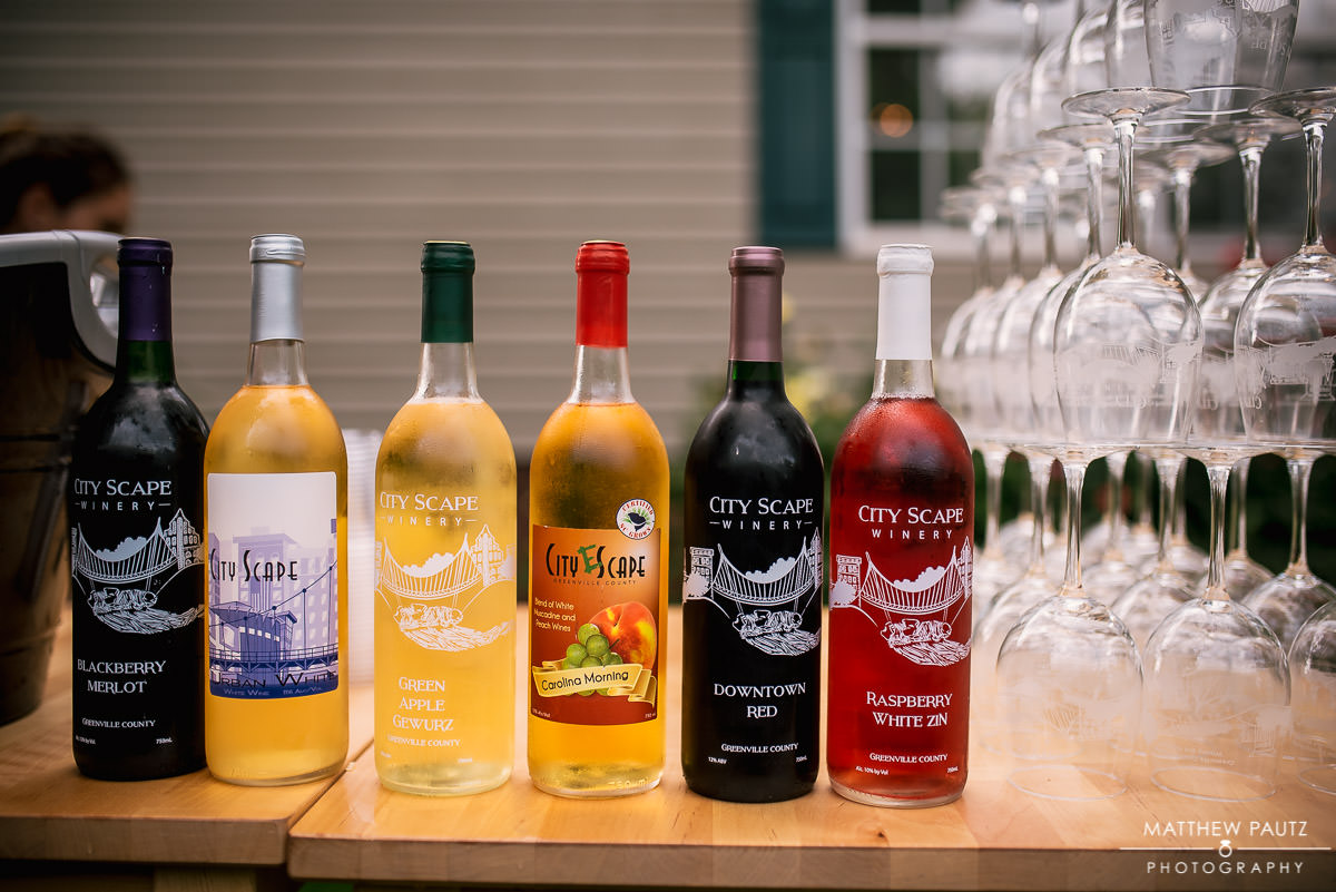 City Scape Wine
