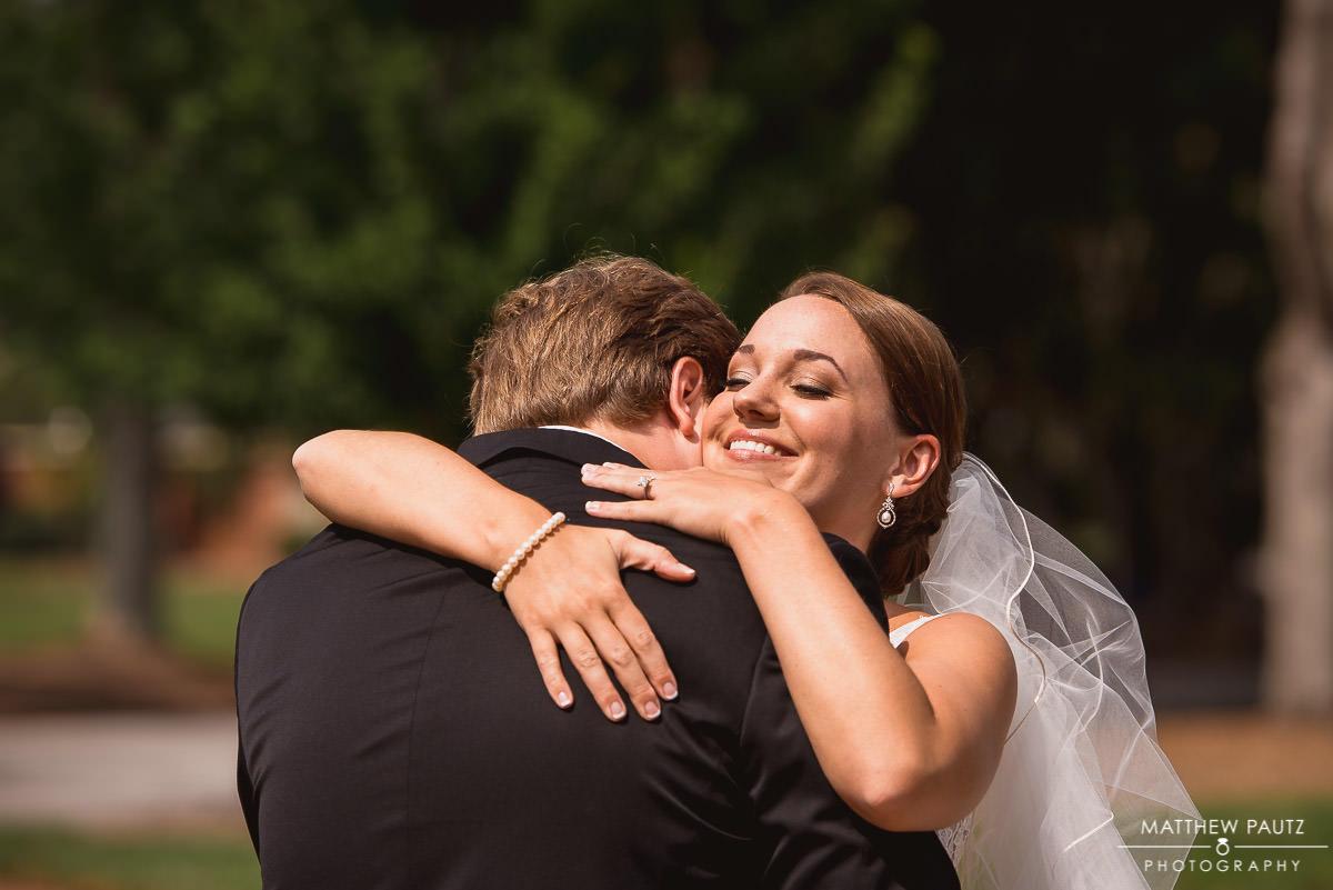 Daniel Chapel wedding photos