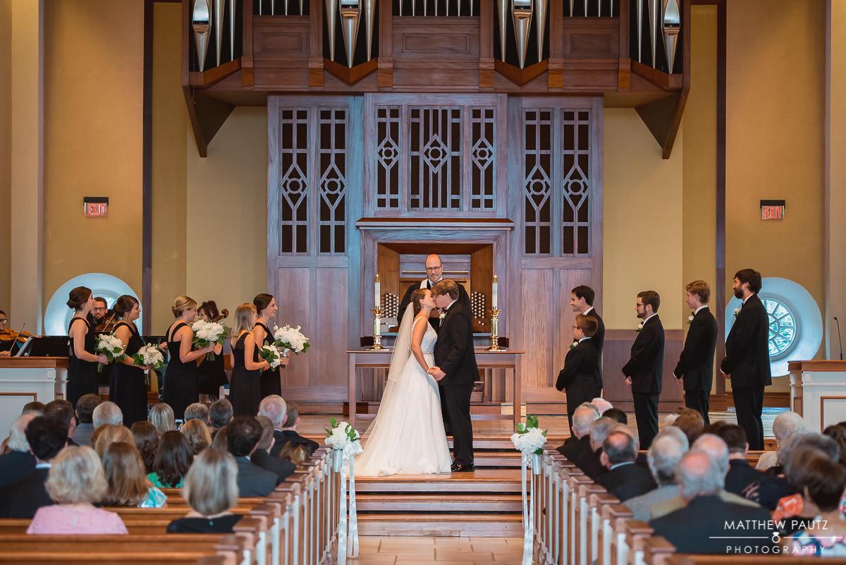 Daniel Chapel wedding