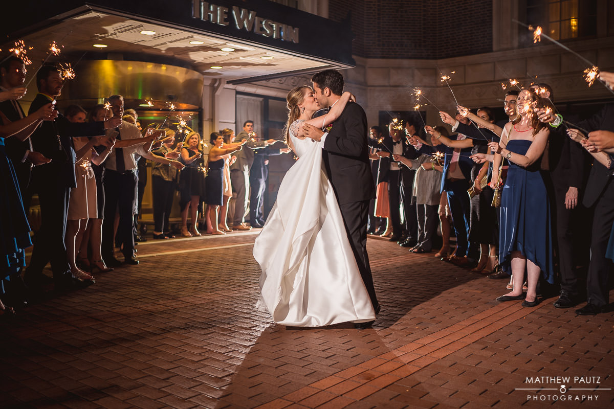Westin Poinsett wedding photos