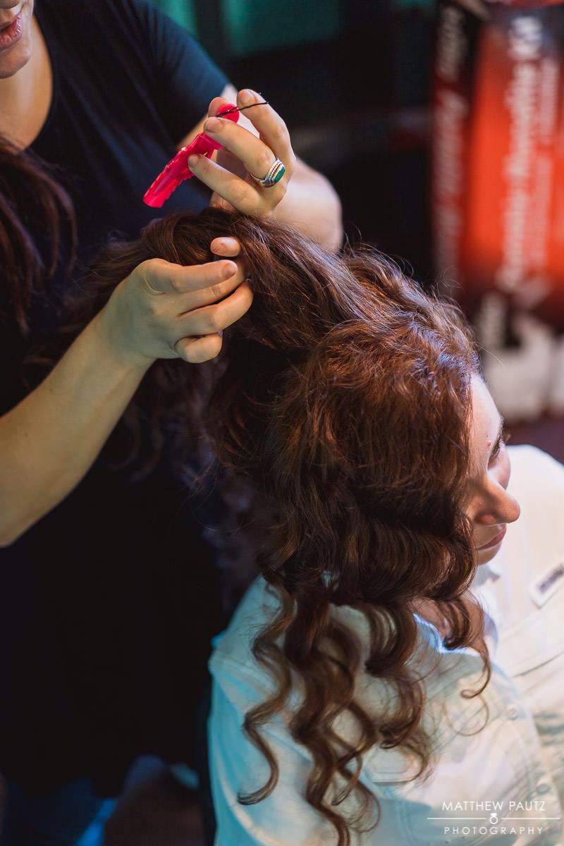 Bridal hair and makeup in anchorage alaska