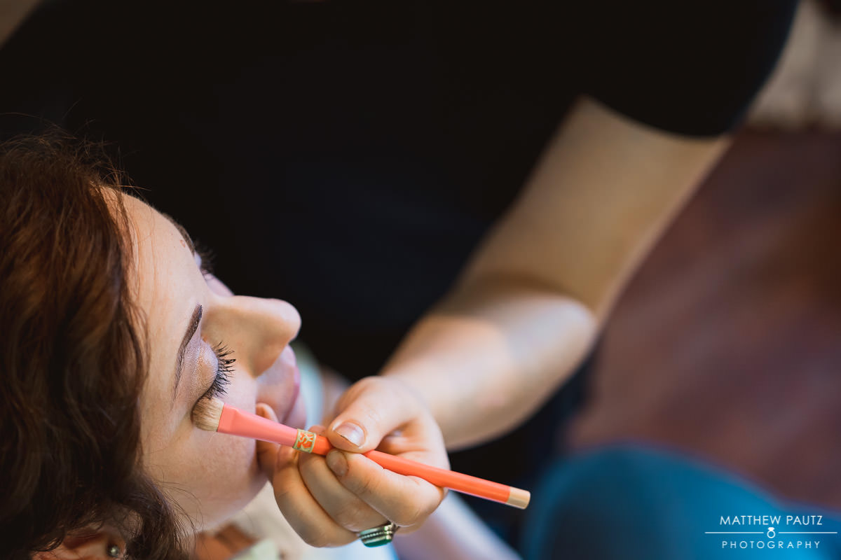 Bridal makeup in anchorage alaska