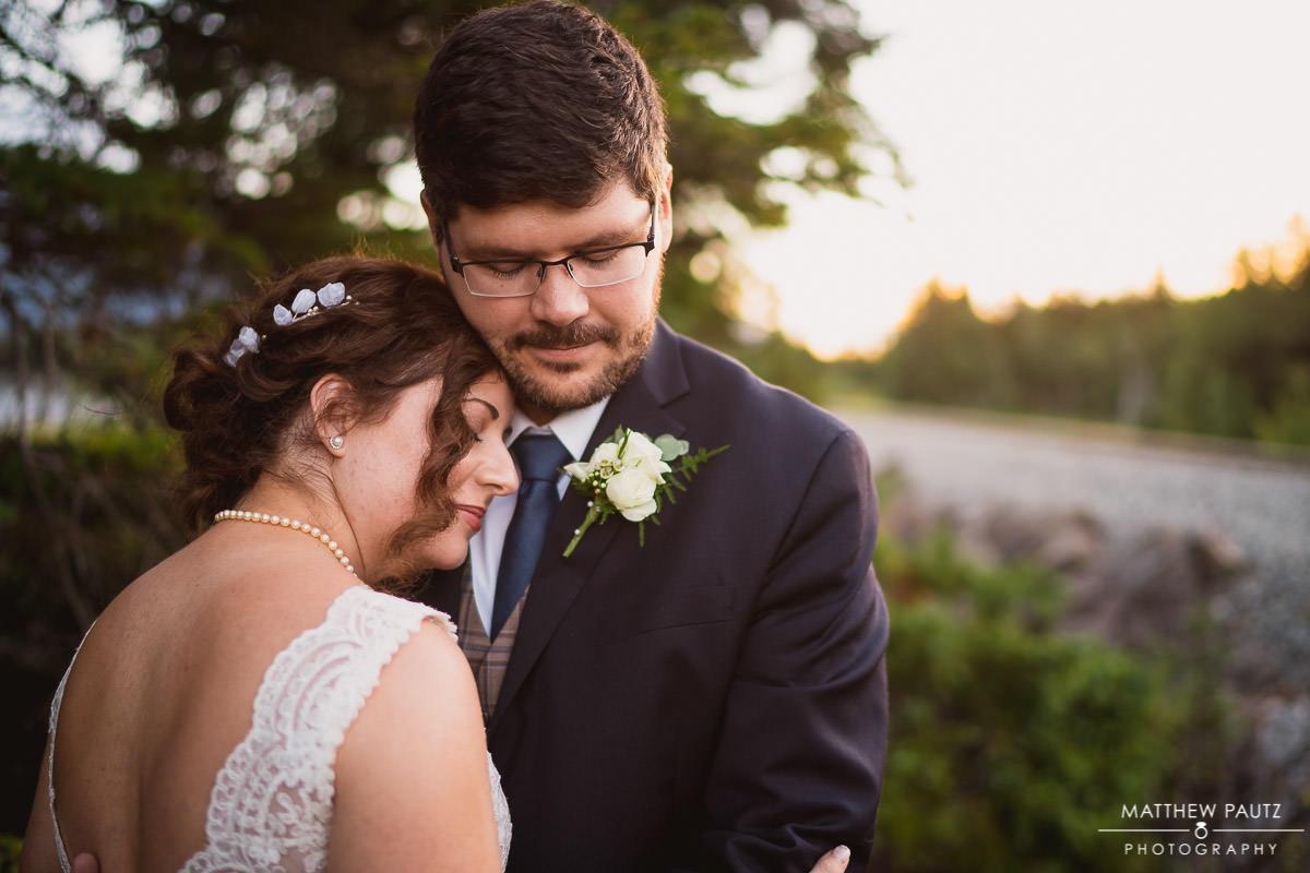 Bird Point wedding photos
