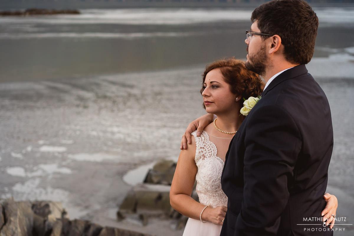 Bird Point destination wedding