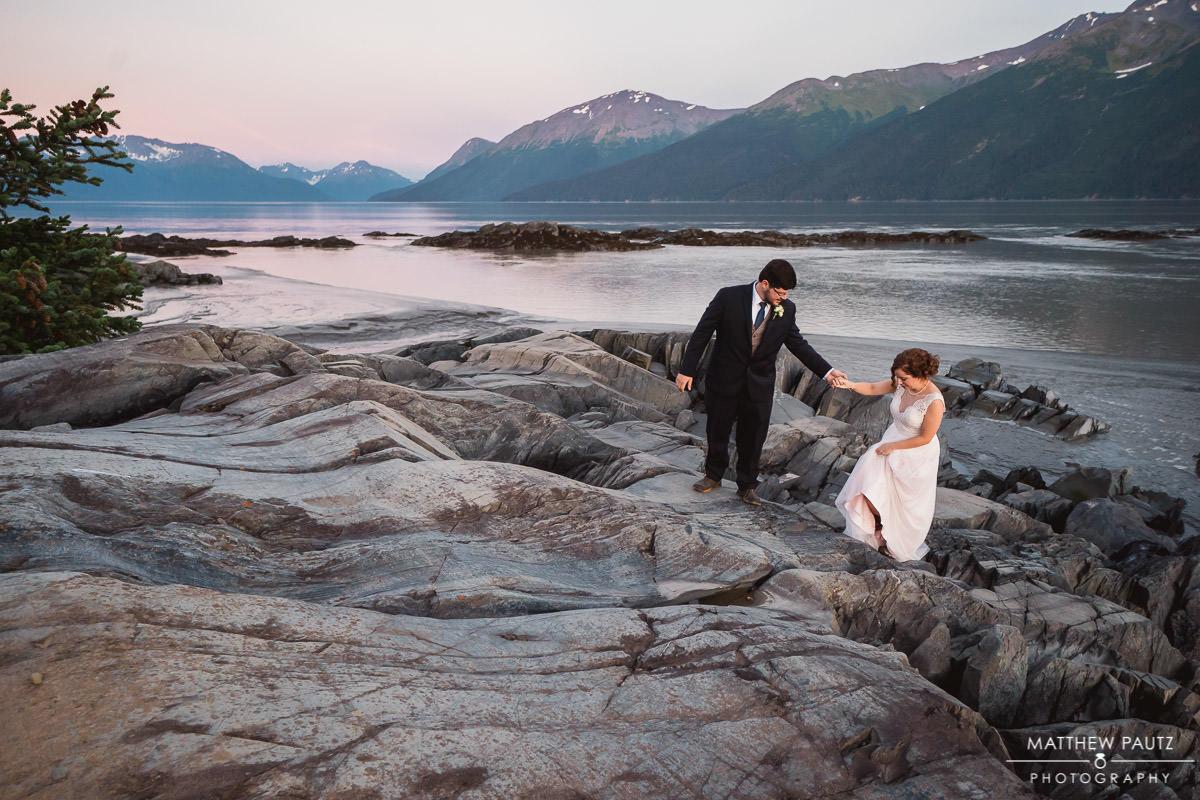 Anchorage wedding photographers