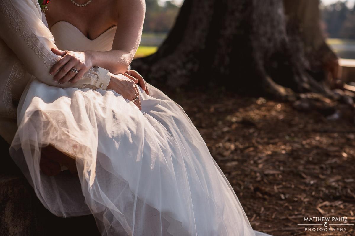 Wedding Photos at Furman University