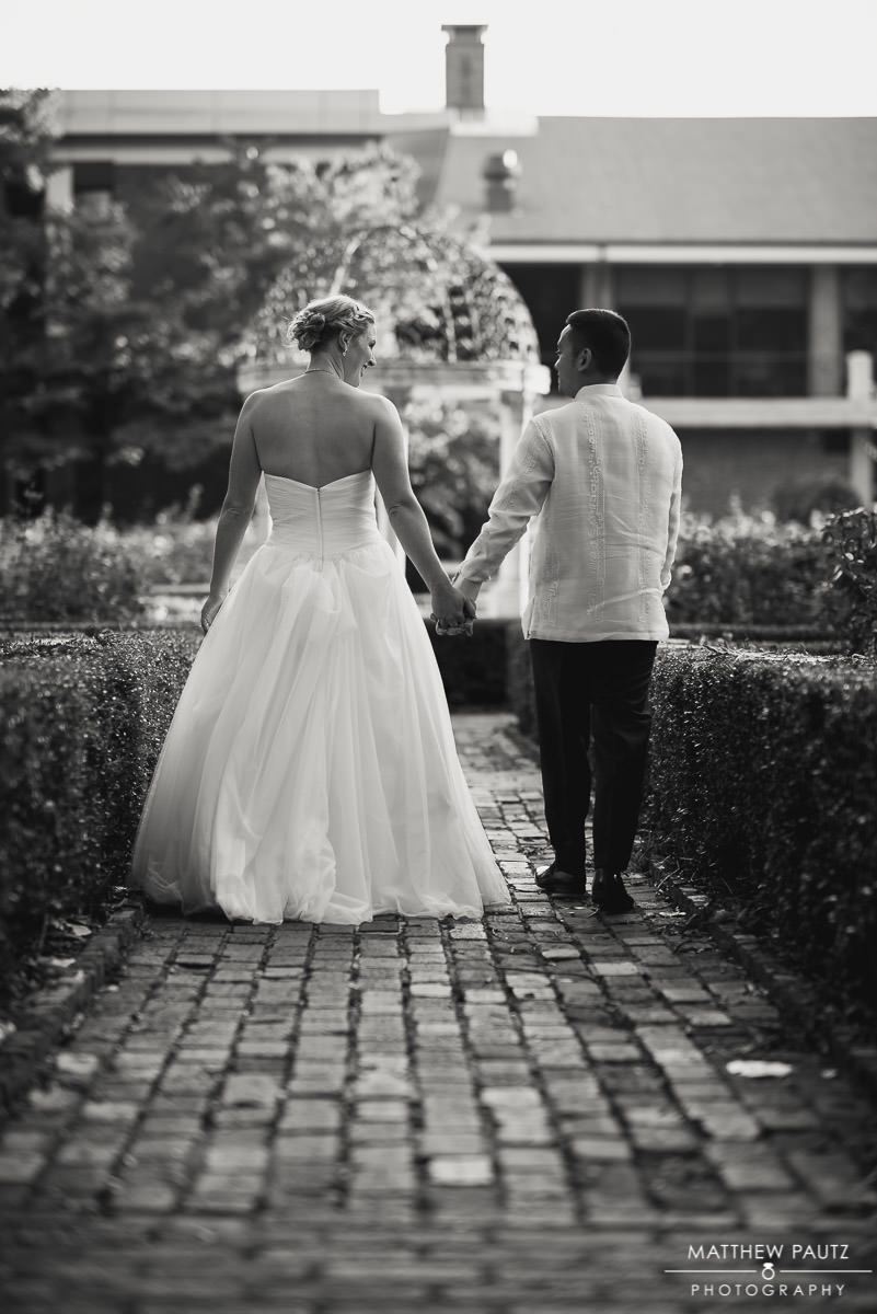 Furman university wedding photos