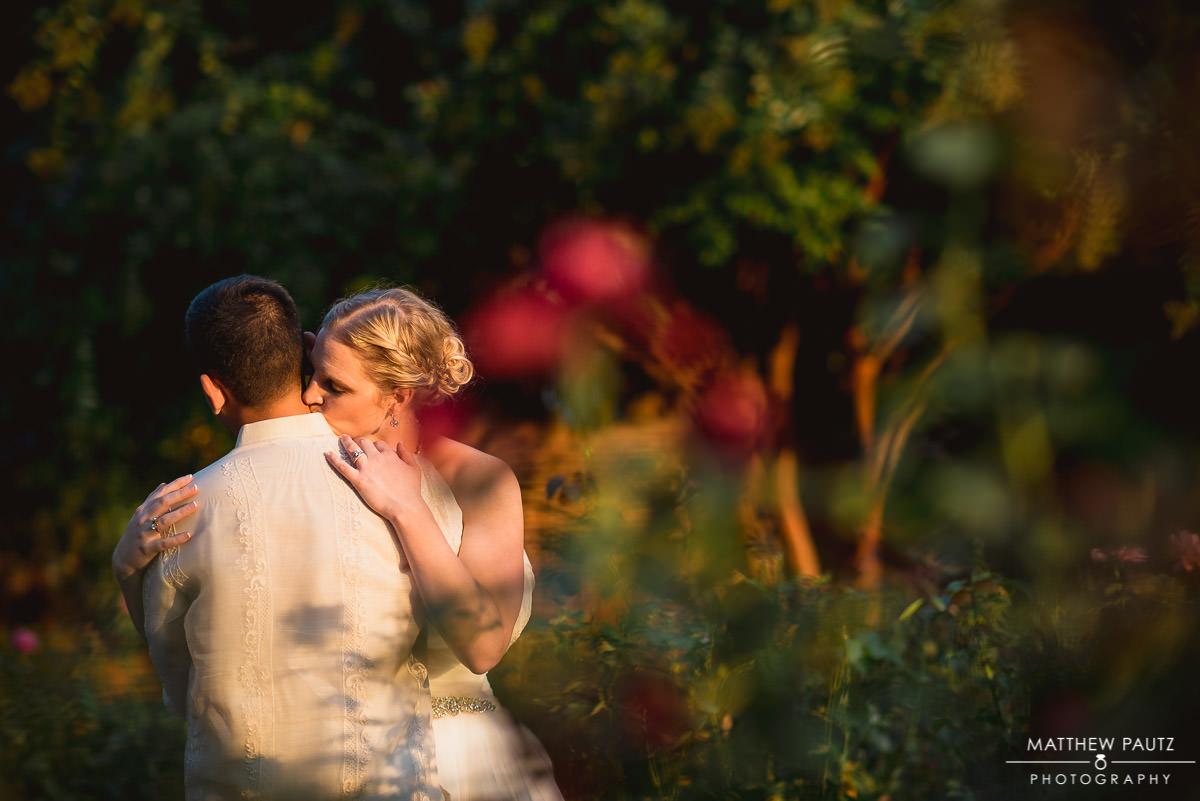 Furman Rose Garden Wedding