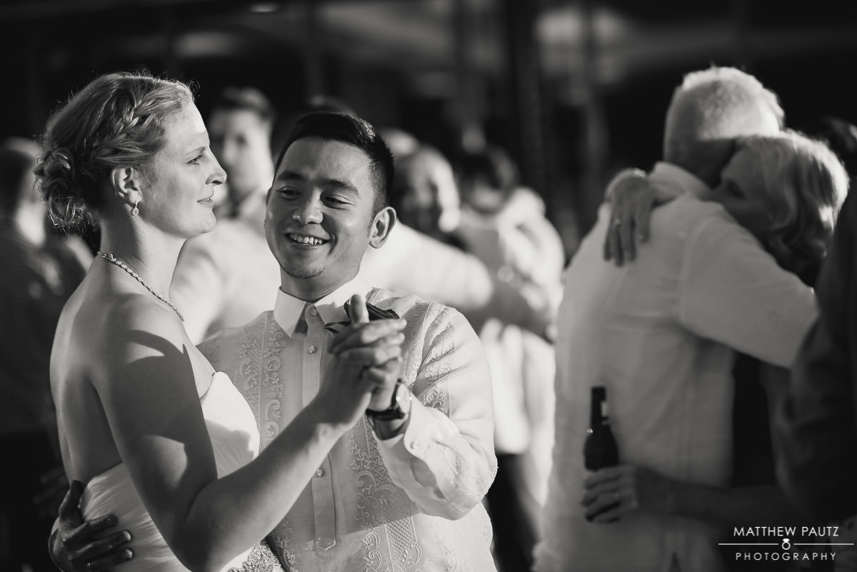 Hartness Pavilion wedding photos