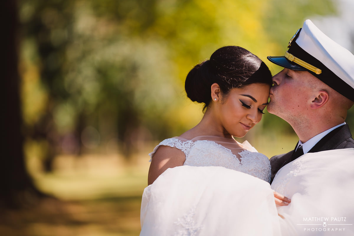 military wedding in Washington DC