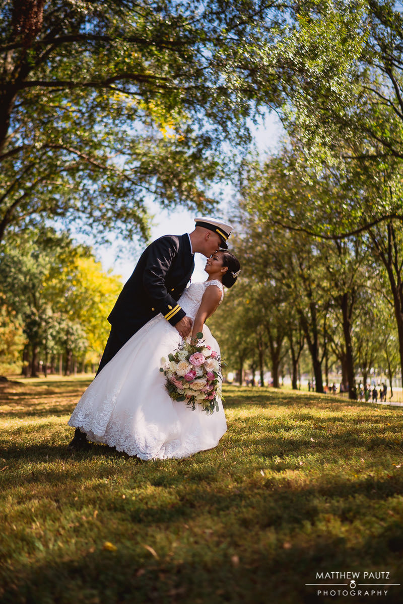 washington DC destination wedding