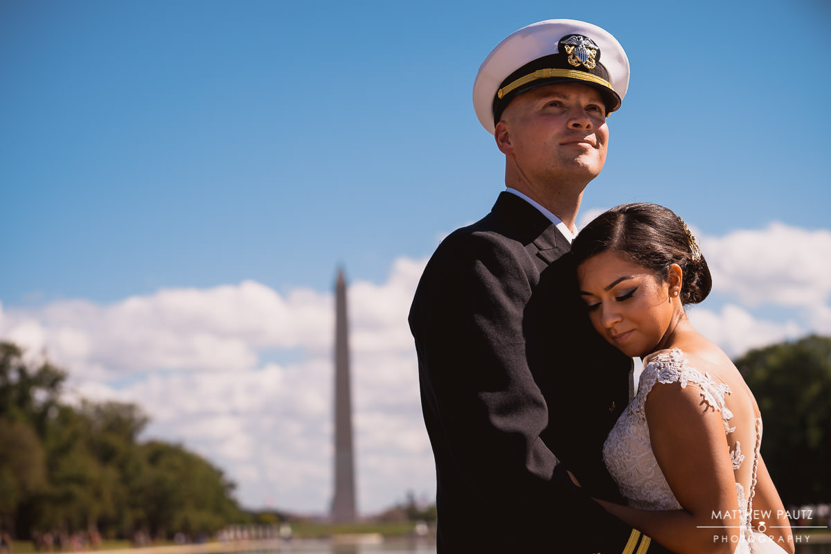 washington DC destination wedding photos