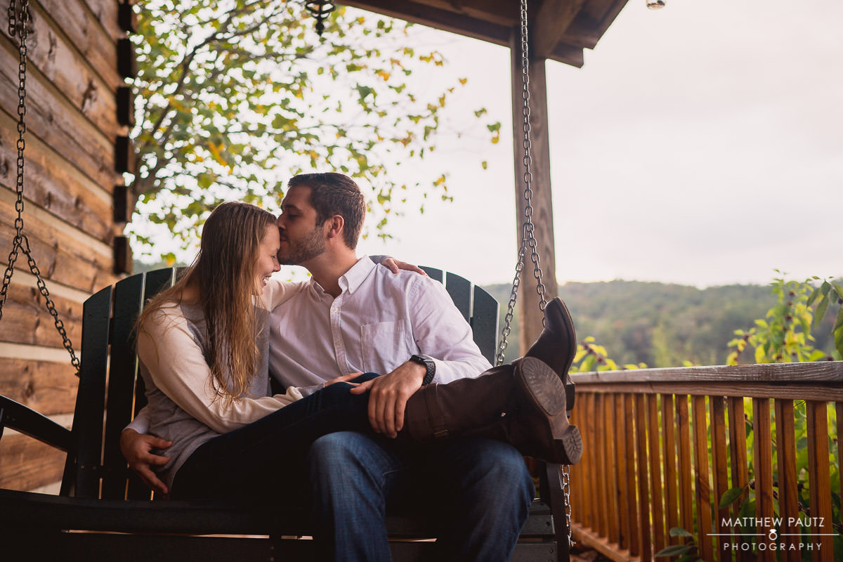 Table Rock State Park engagement
