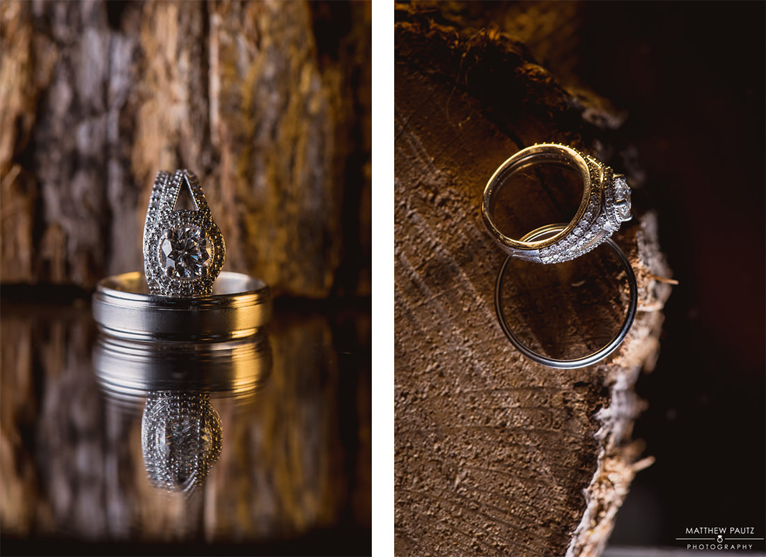 Artistic Wedding Rings