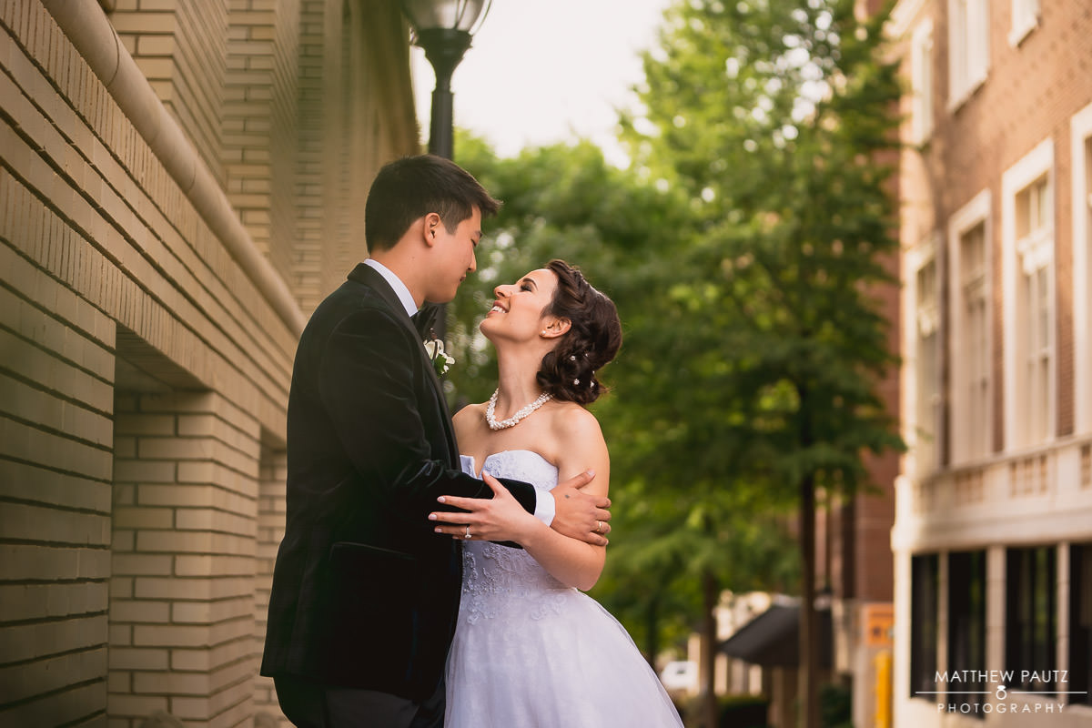 poinsett hotel wedding photos