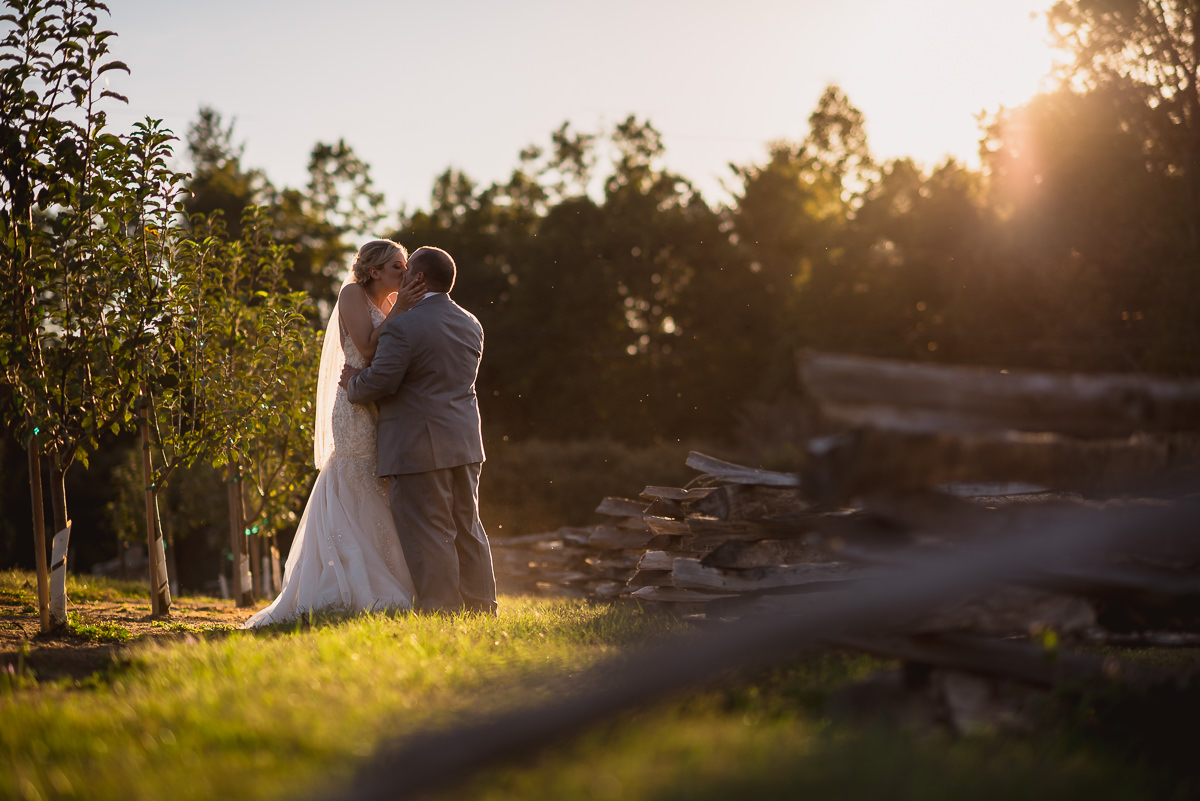 Jeter Mountain Farm Wedding