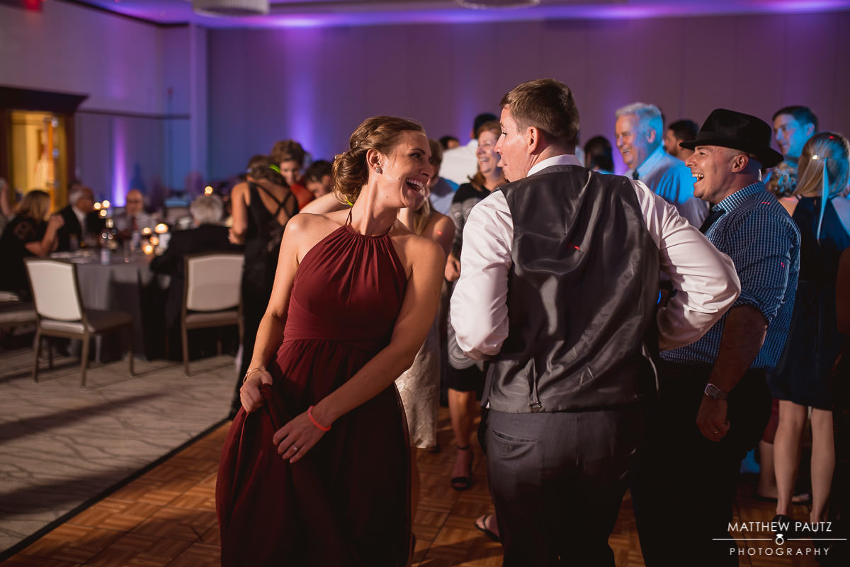 wedding reception photos