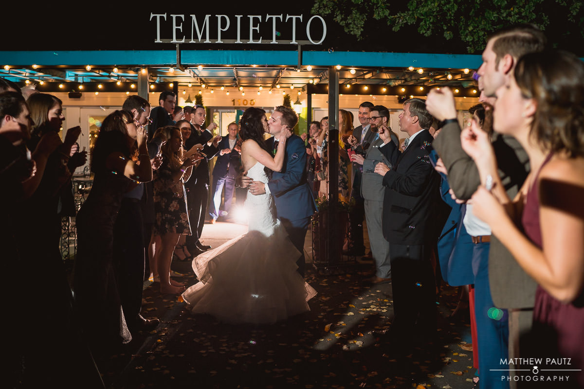 wedding at twigs tempietto