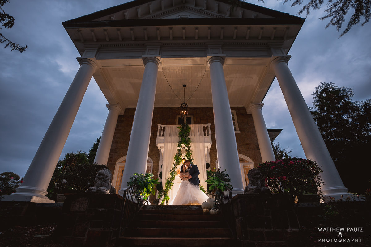 The gassaway mansion wedding