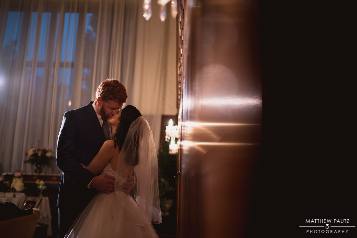 The Gassaway Mansion wedding photos