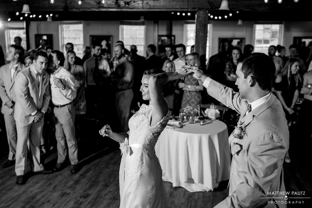 larkins reception photos