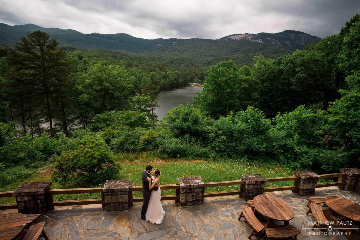 Table Rock Lodge reception photos